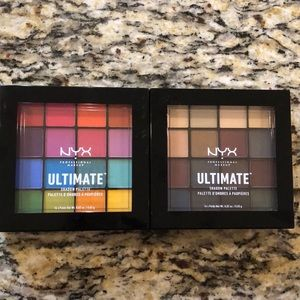 Brand New! NYX Professional Makeup Eyeshadow Set
